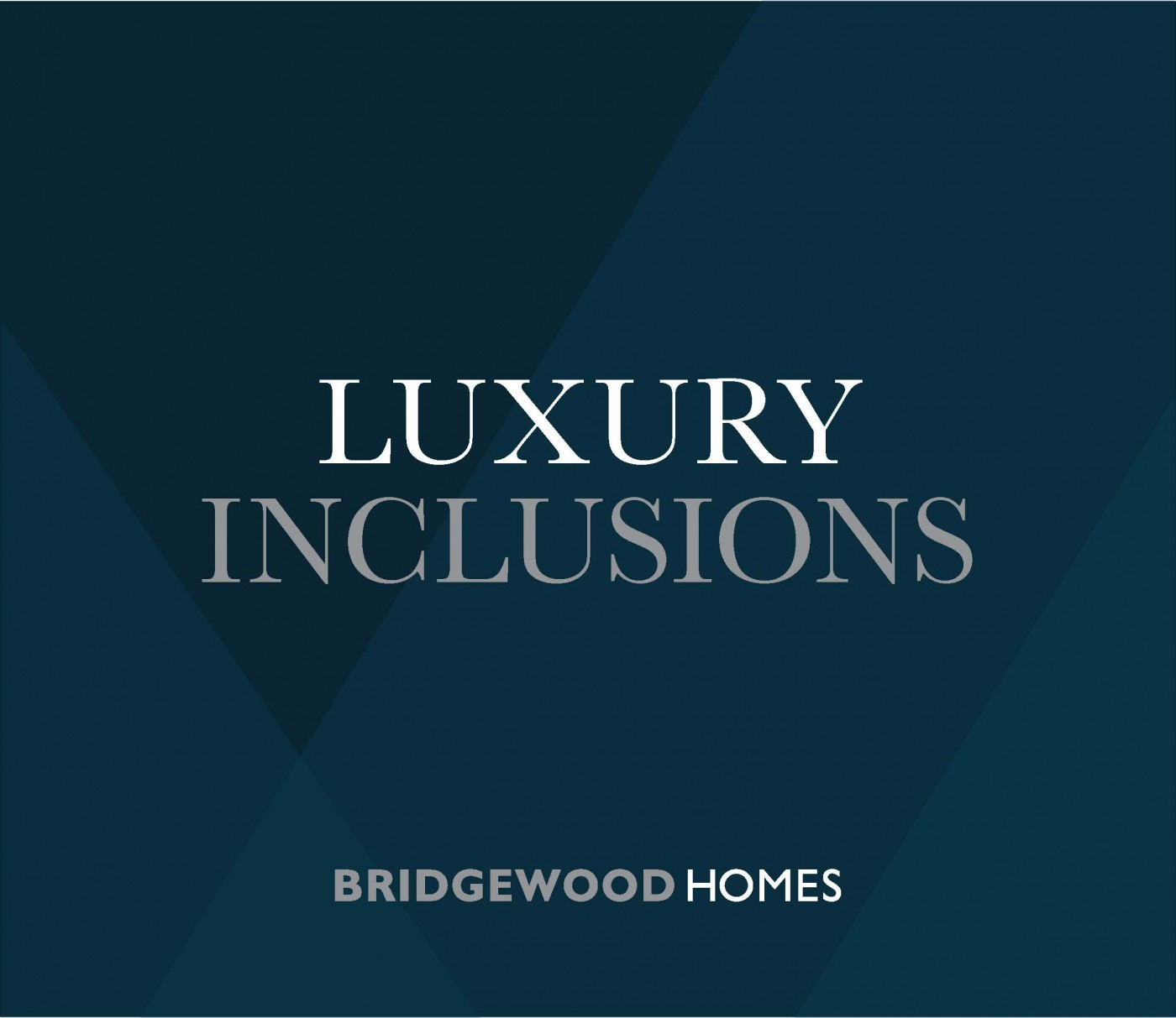 View Our Luxury Inclusions